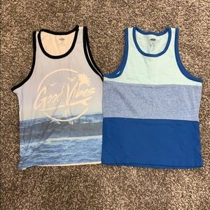 Boys Old Navy Tank Tops - Size 5